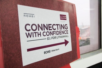 Connecting with Confidence [lithan education]