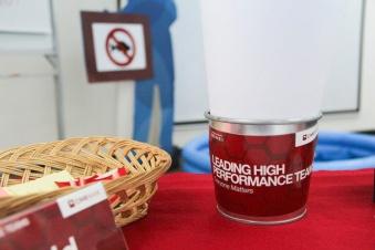 Leading High Performance Teams [cimb bank]