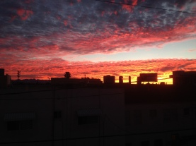 West LA Skies