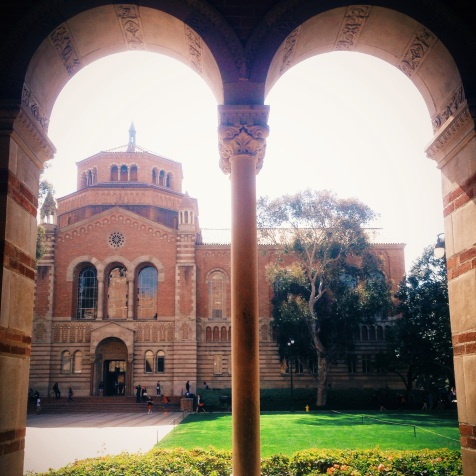 UCLA Powell Library